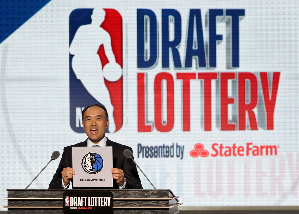 In a draft full of quality big men, it would be foolish for the Mavericks to trade the of No. 5 pick