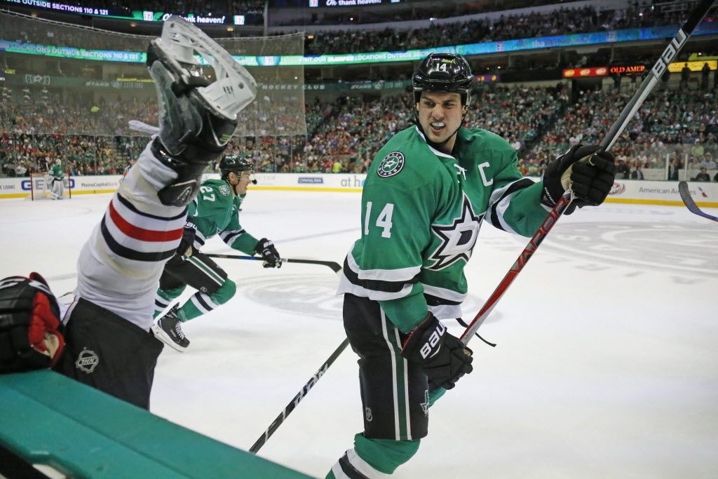 10 things you might not know about Stars captain Jamie Benn