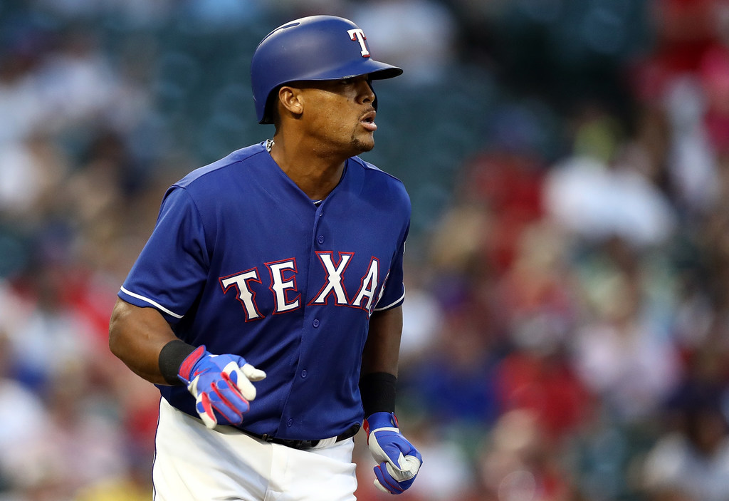 Adrian Beltre needs to DH when he returns from DL to create any trade value for Rangers