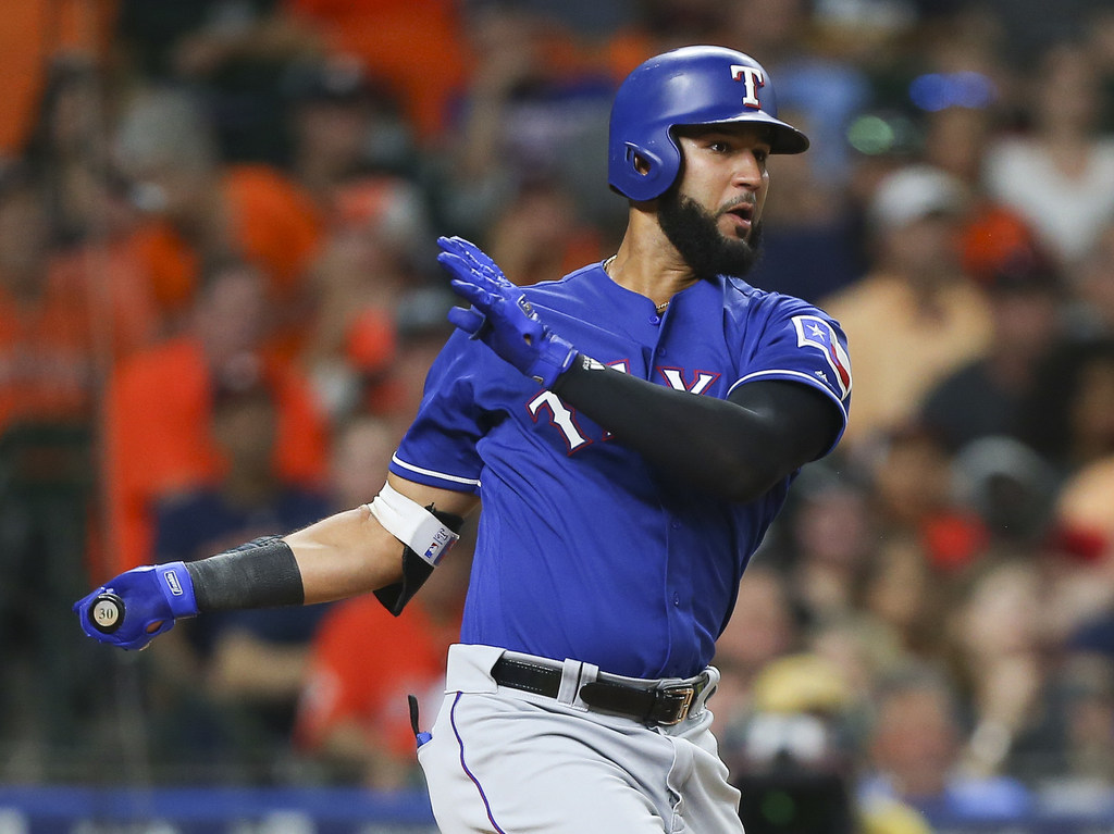 'No matter what people say, I'm going to keep working': How Nomar Mazara took his game to another level this season