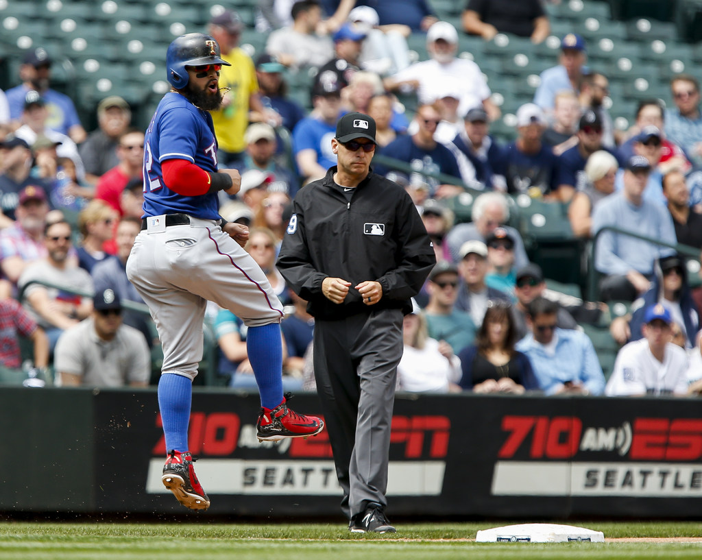Rougned Odor embraced an old weapon Wednesday; can it help him rediscover himself as an offensive threat?
