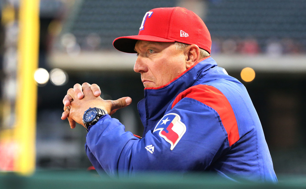 Rangers manager Jeff Banister: 'If we're not paying attention to what happened in Santa Fe, shame on us'
