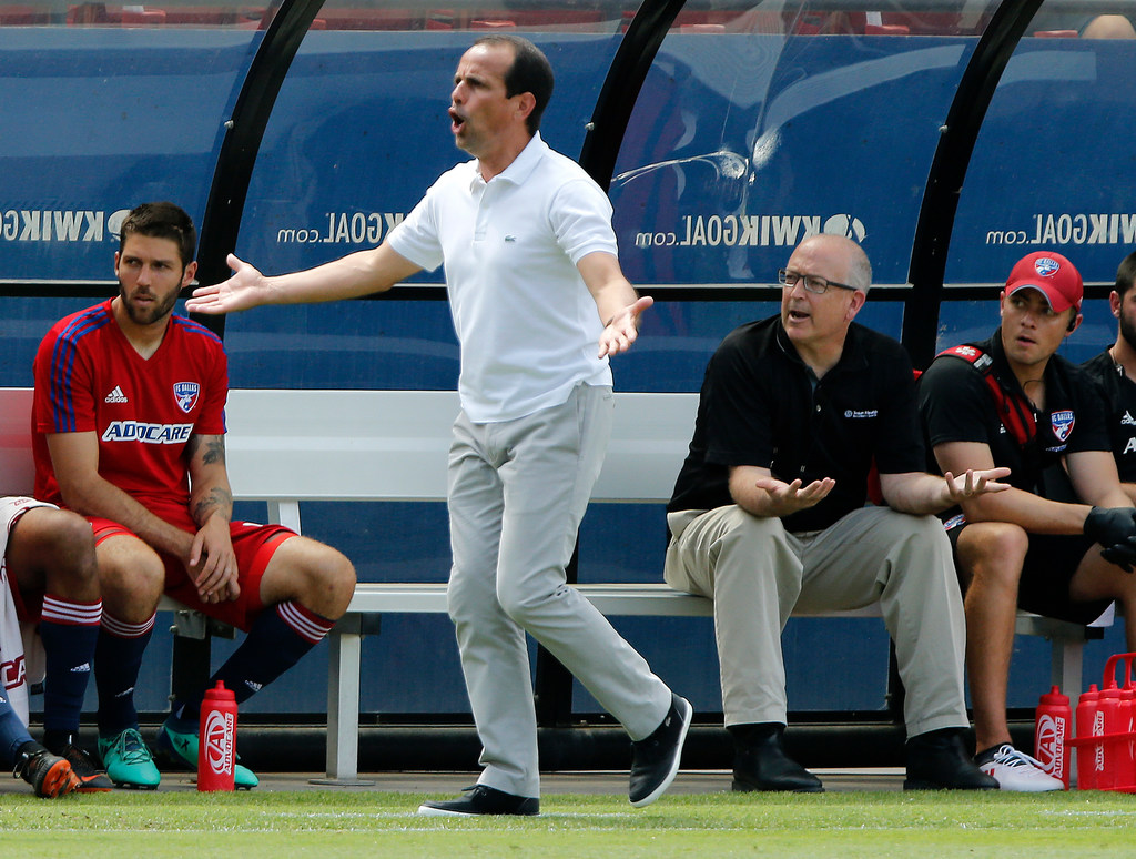 Why FC Dallas coach Oscar Pareja says some circumstances were unfair in draw against Vancouver