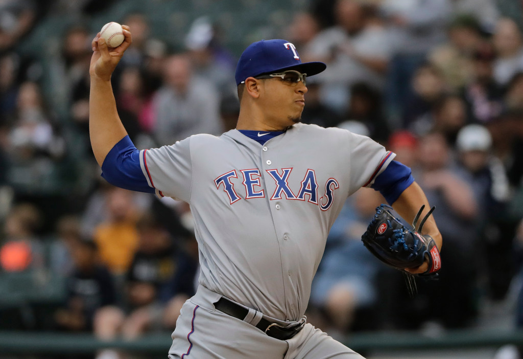 'He showed a lot of moxie': Why Ariel Jurado's MLB debut was a significant moment in the Rangers' rebuild
