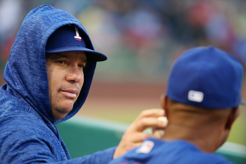 The history Rangers pitcher Bartolo Colon can make in his next start