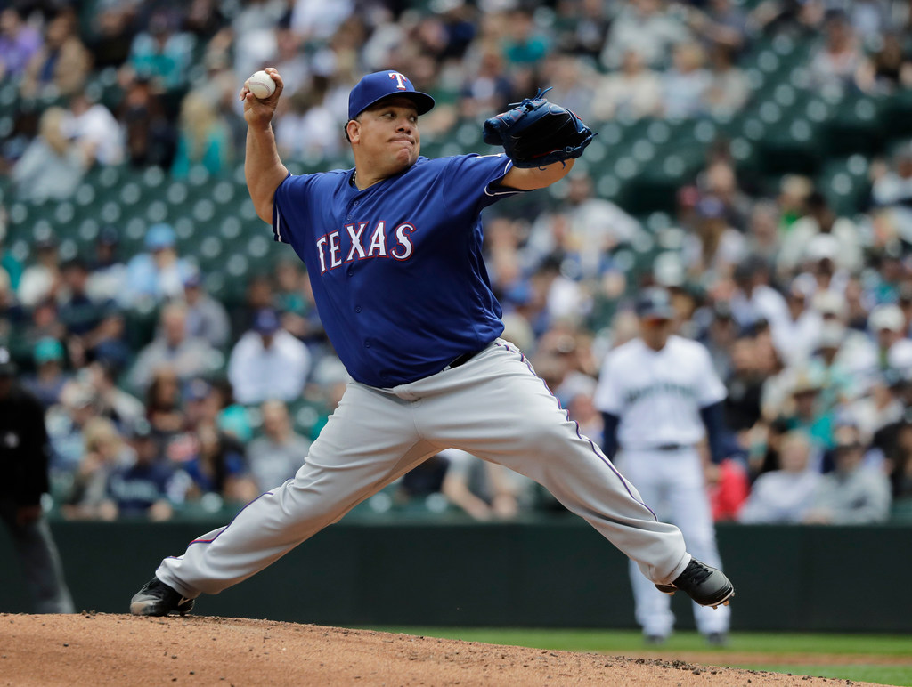 Monday's pitching matchup: Strike-throwing Colon goes for second consecutive win with Rangers