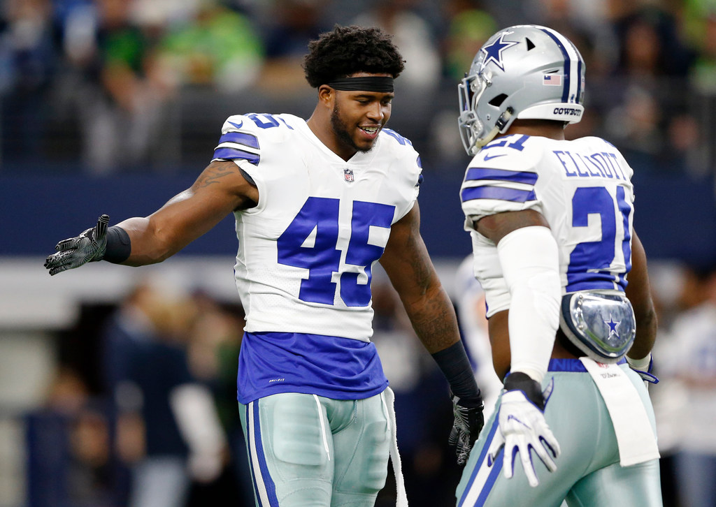 Should Cowboys fans be comfortable with Rod Smith as the team's primary backup RB behind Ezekiel Elliott?