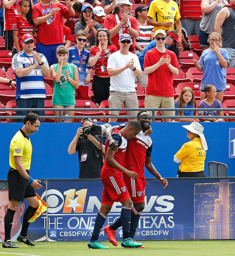 How FC Dallas' Reggie Cannon proved he deserves more scoring opportunities