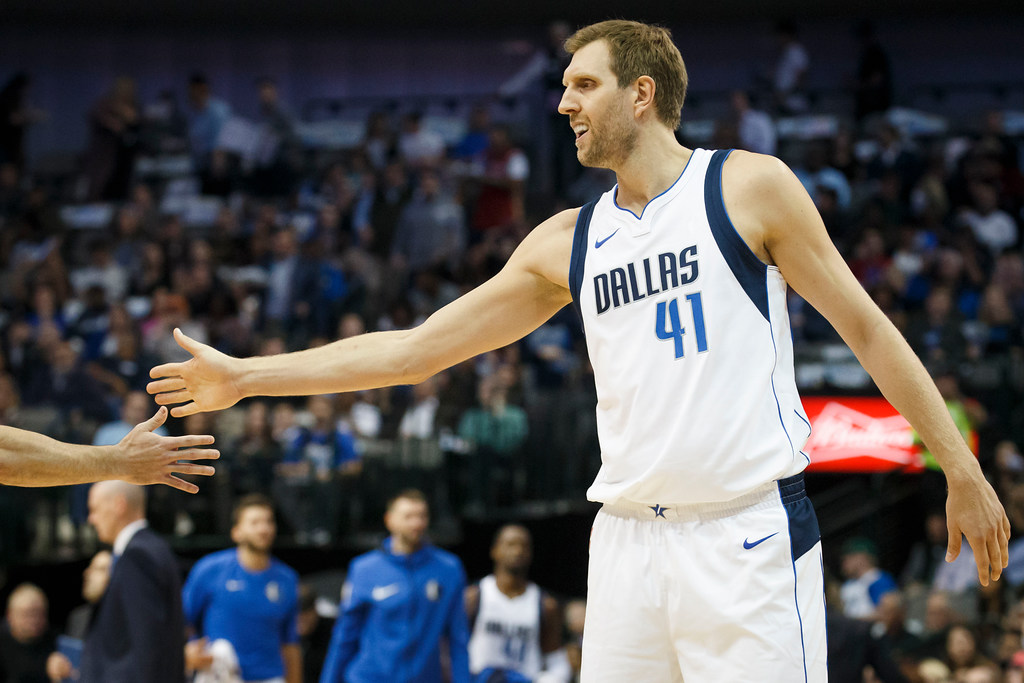 Nowitzki on former Mavs draft pick: Self-proclaimed 'gym rat' took naps over Dirk's early workouts