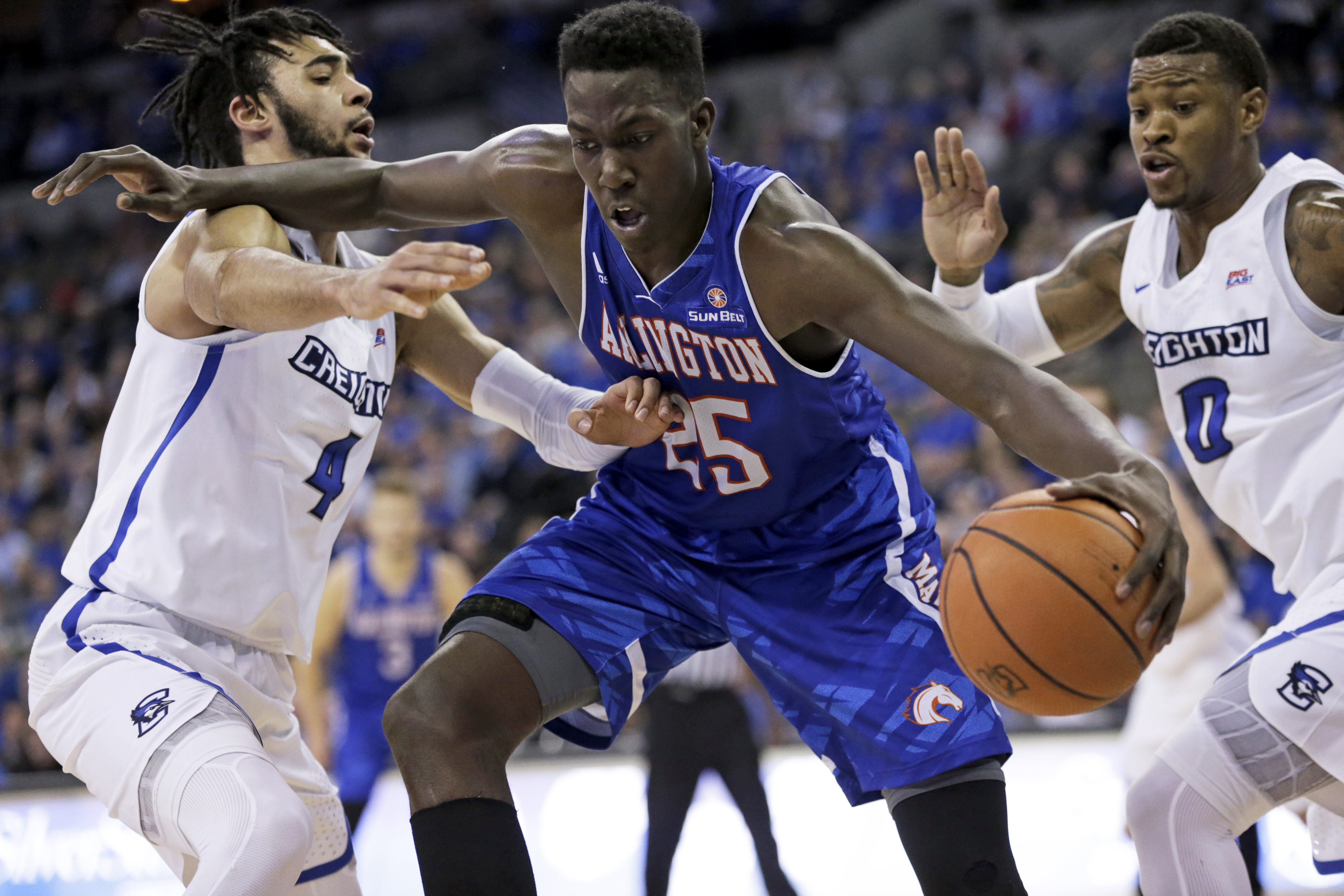 National writer: UTA's Kevin Hervey was NBA combine's most intriguing prospect, could be 'a home run' pick