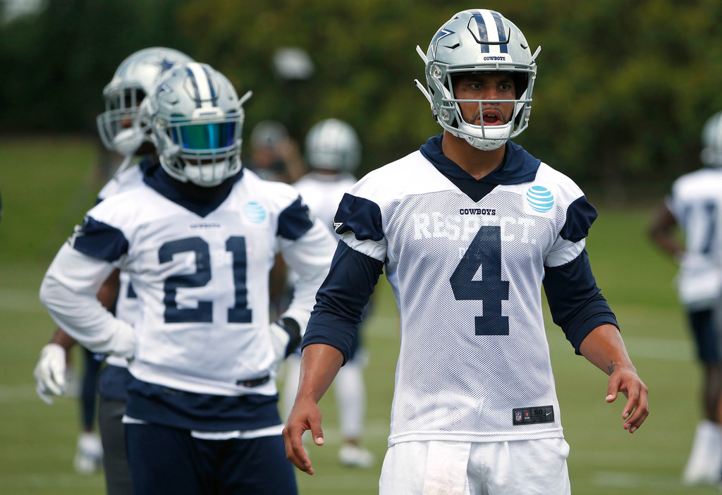 The narrative about Cowboys QB Dak Prescott is constantly changing, and this season he'll face the most pressure yet