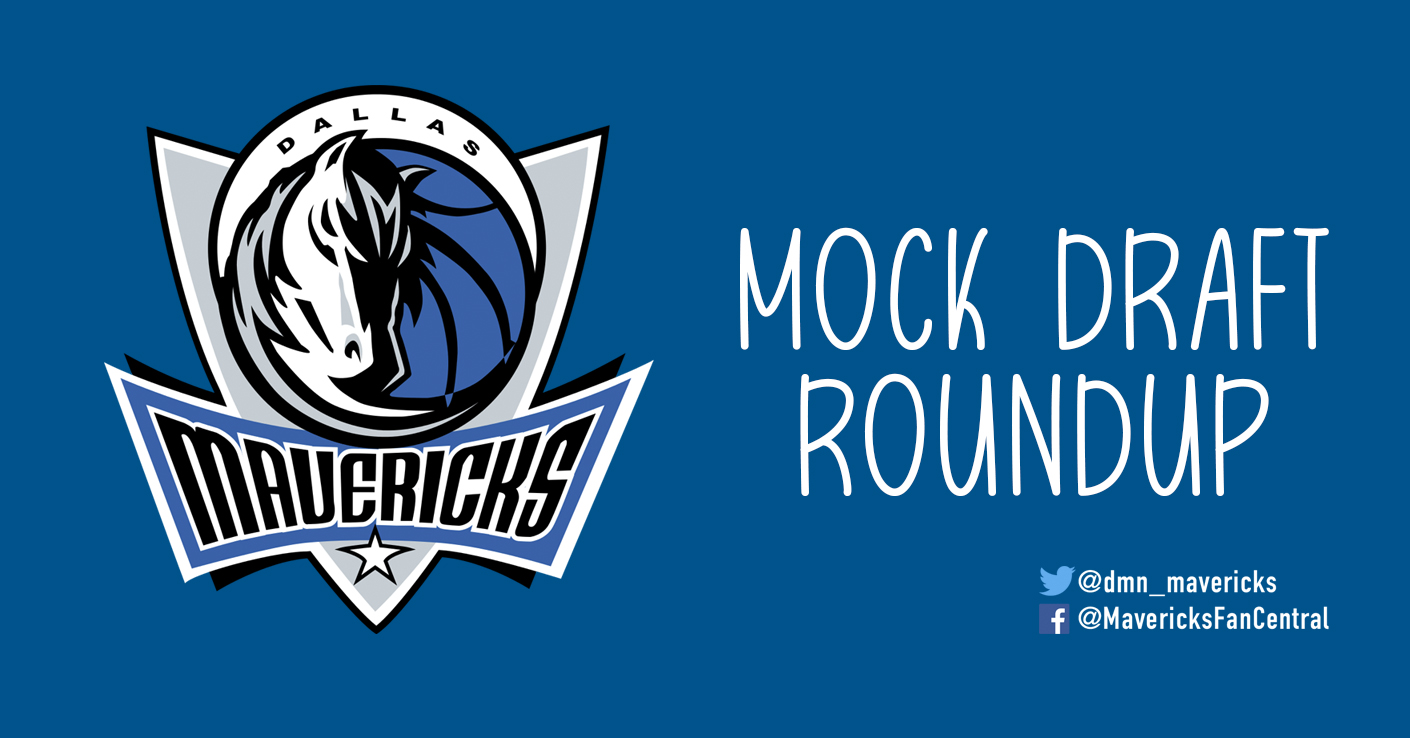 Mavericks mock draft roundup: Could Dallas take one of the youngest players in the class?