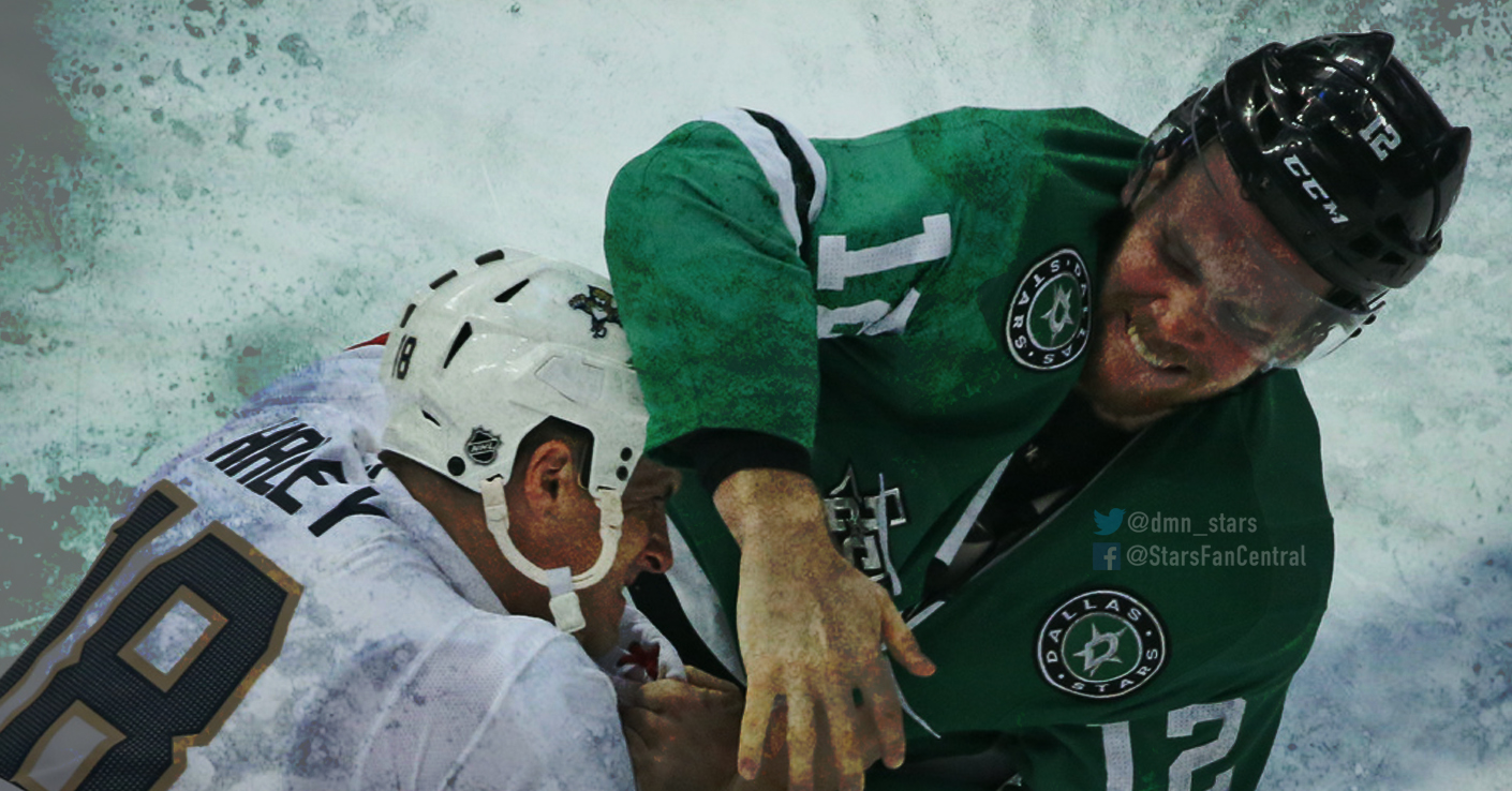 Looking back on Stars' 2017 fights, Nos. 16-17: You won't like Radek Faksa when he's angry