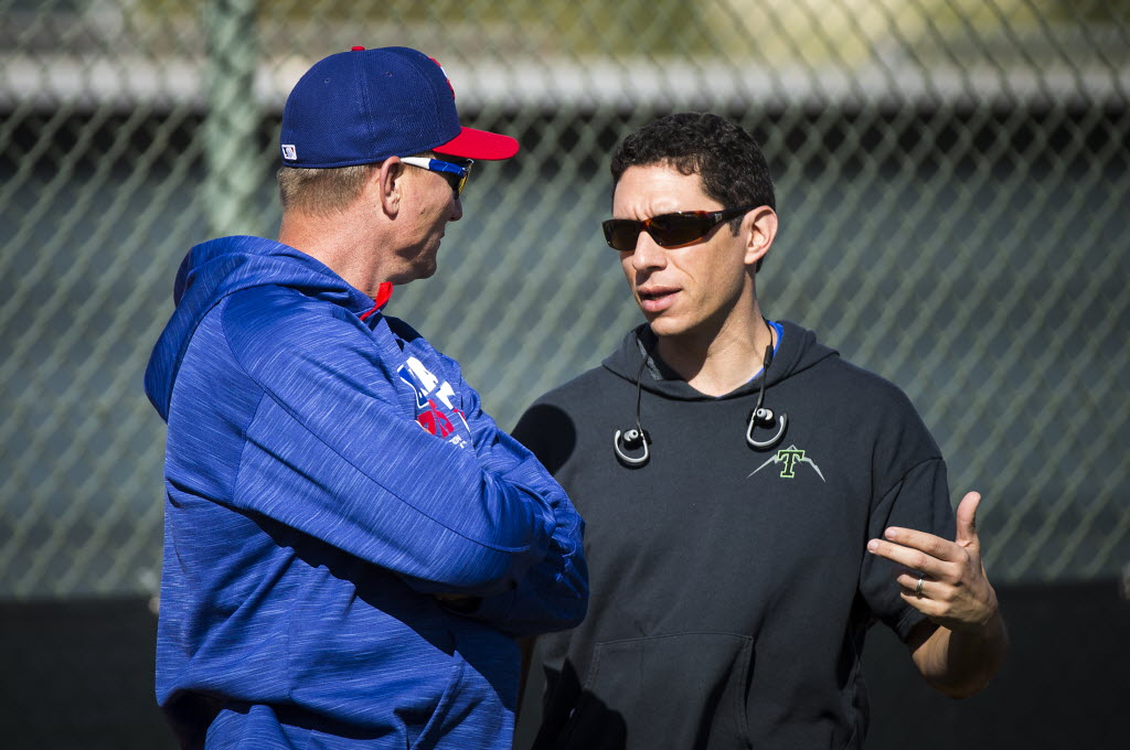 Where Rangers' Jon Daniels ranks in MLB as a drafting GM, and the numbers behind it