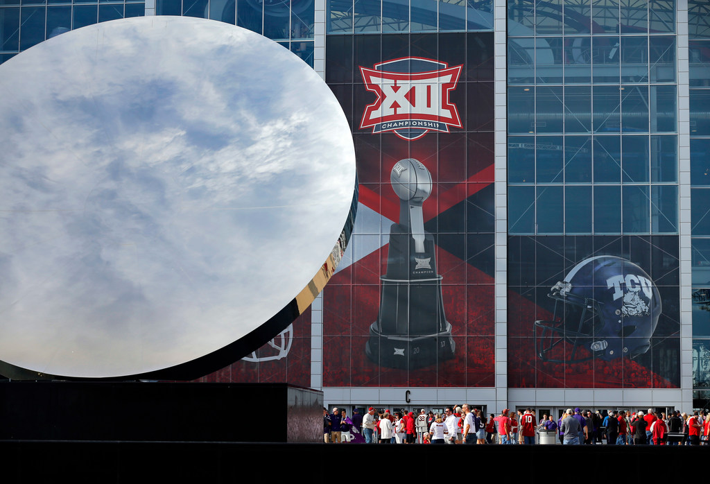 Is expansion still possible for Big 12? Why incoming president thinks conference's current size is positive