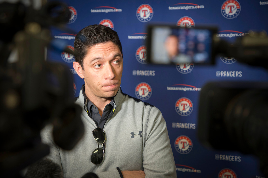 'That falls on me and the front office': Why GM Jon Daniels says he's responsible for Rangers' losing record