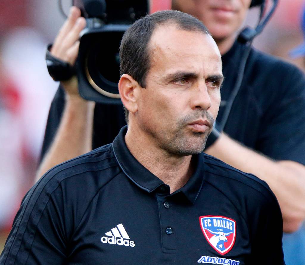 Why FC Dallas' upcoming schedule may cause coach Oscar Pareja to rotate his squad