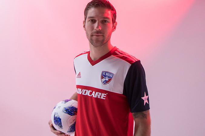 FC Dallas'Ryan Hollingshead is making the most of his limited playing time