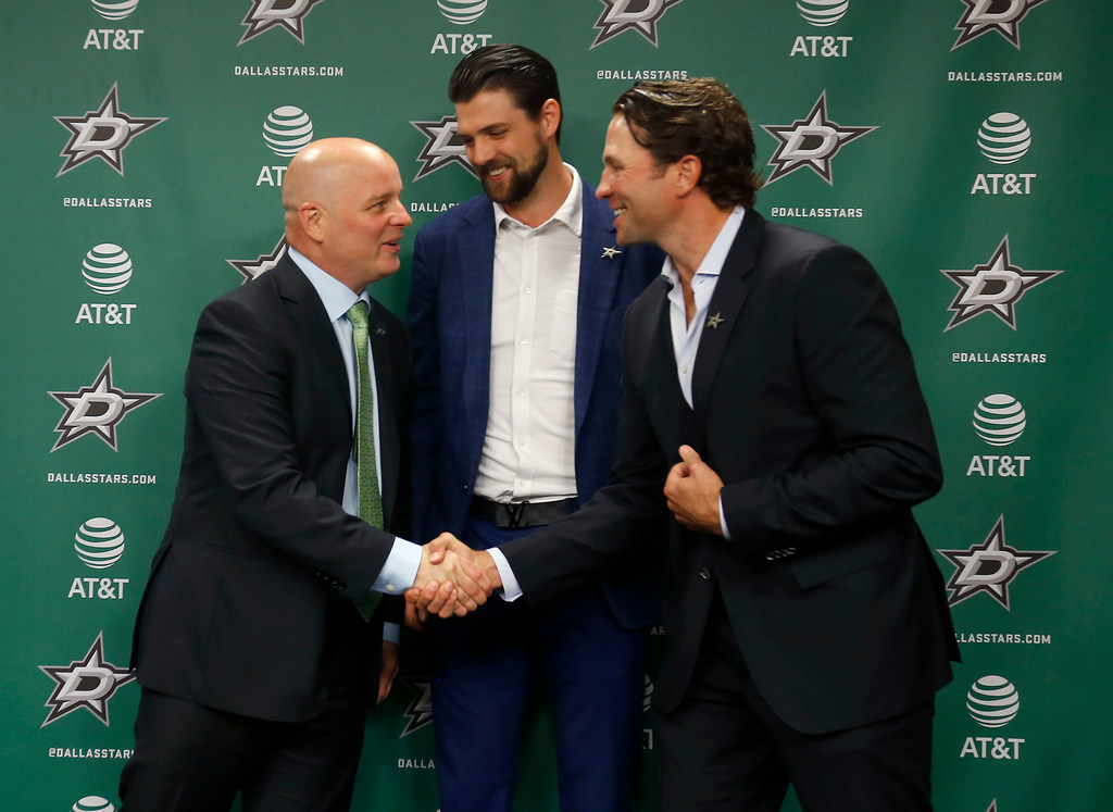 Jim Montgomery's biggest challenge as Stars head coach in Year 1