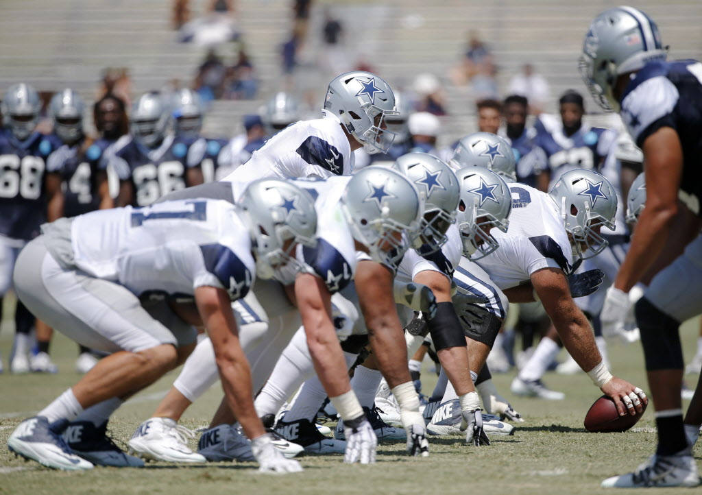 Dallas Cowboys  Dallas Cowboys full 2018 training camp schedule in Oxnard 14656313b