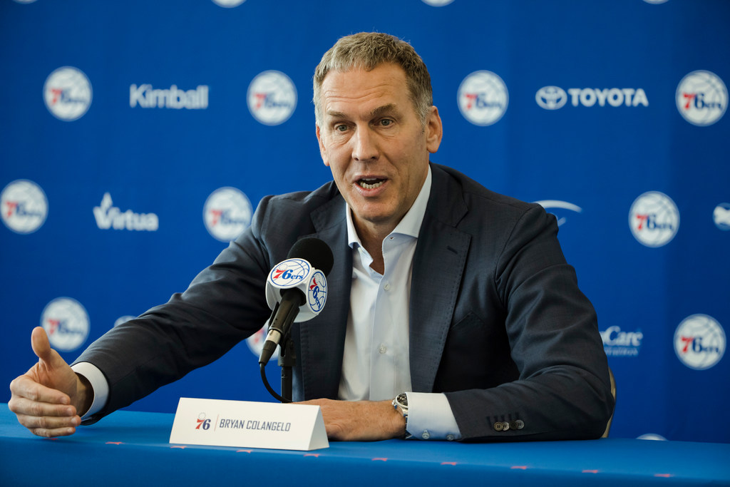 76ers GM Bryan Colangelo proves that on the battlefield of Twitter, nuance is the first casualty