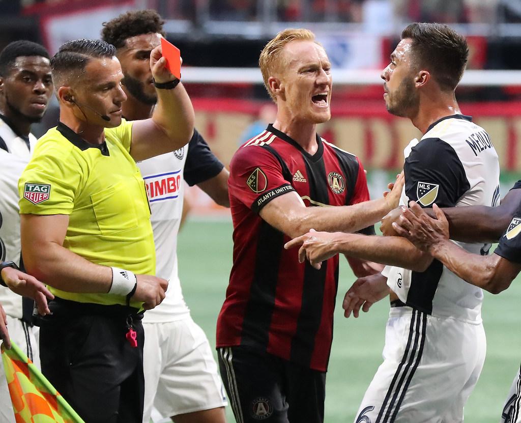 MLS Power Rankings For June 5, 2018