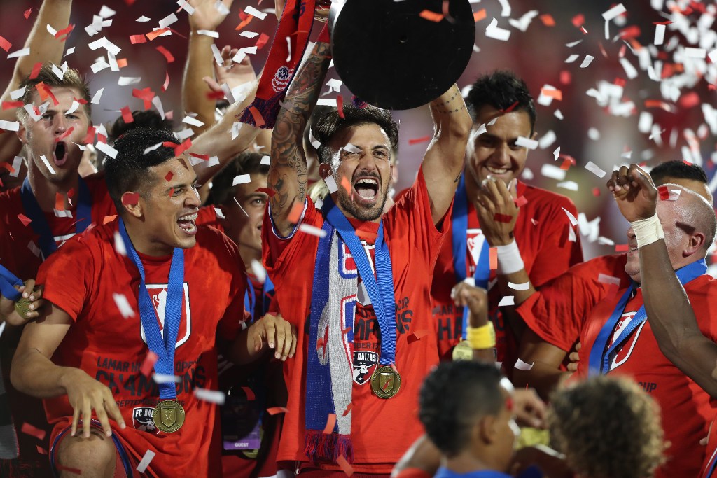FC Dallas draw defending champs in US Open Cup