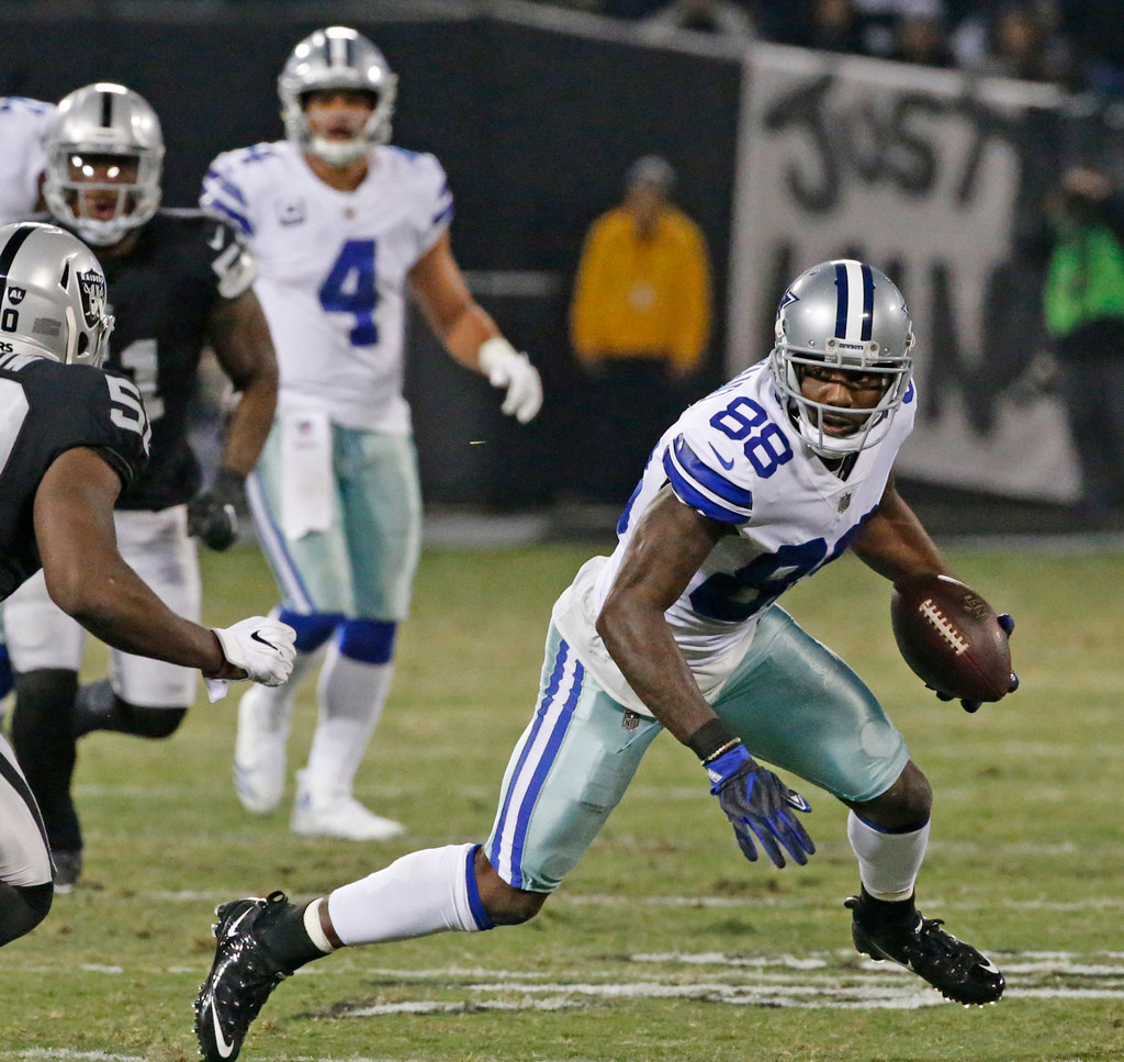 The big mistake Dez made and the bad scenario he faces as a free agent