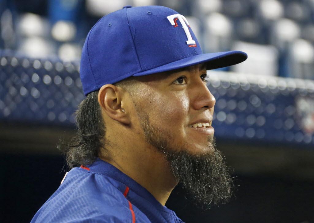 The return of Yovani Gallardo with the Rangers?