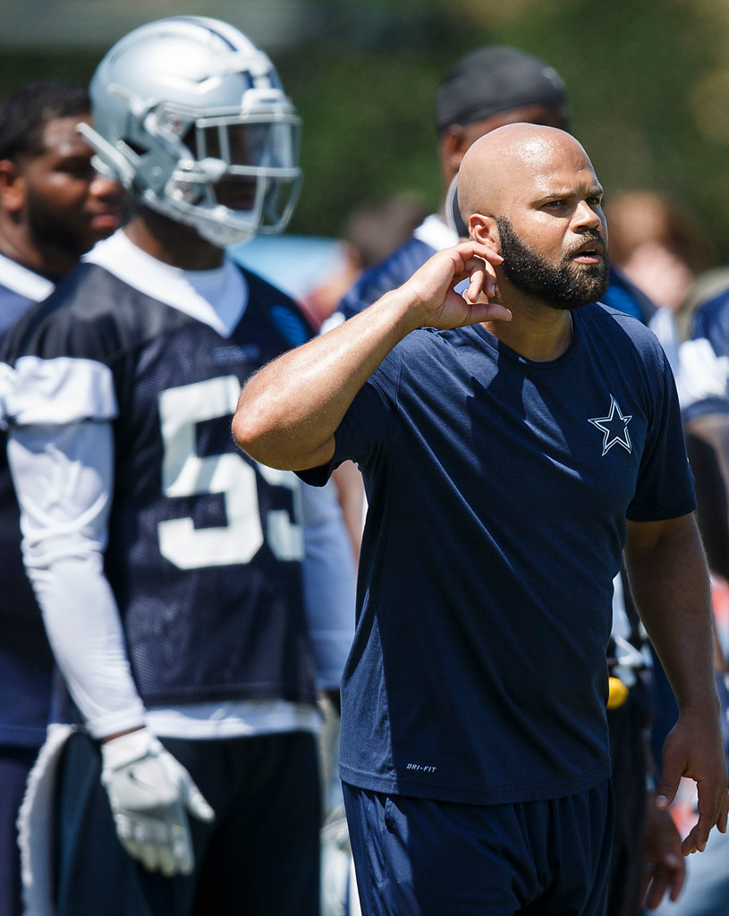 5 things to know about new Cowboys defensive backs coach Kris Richard, including his particular preference in CBs