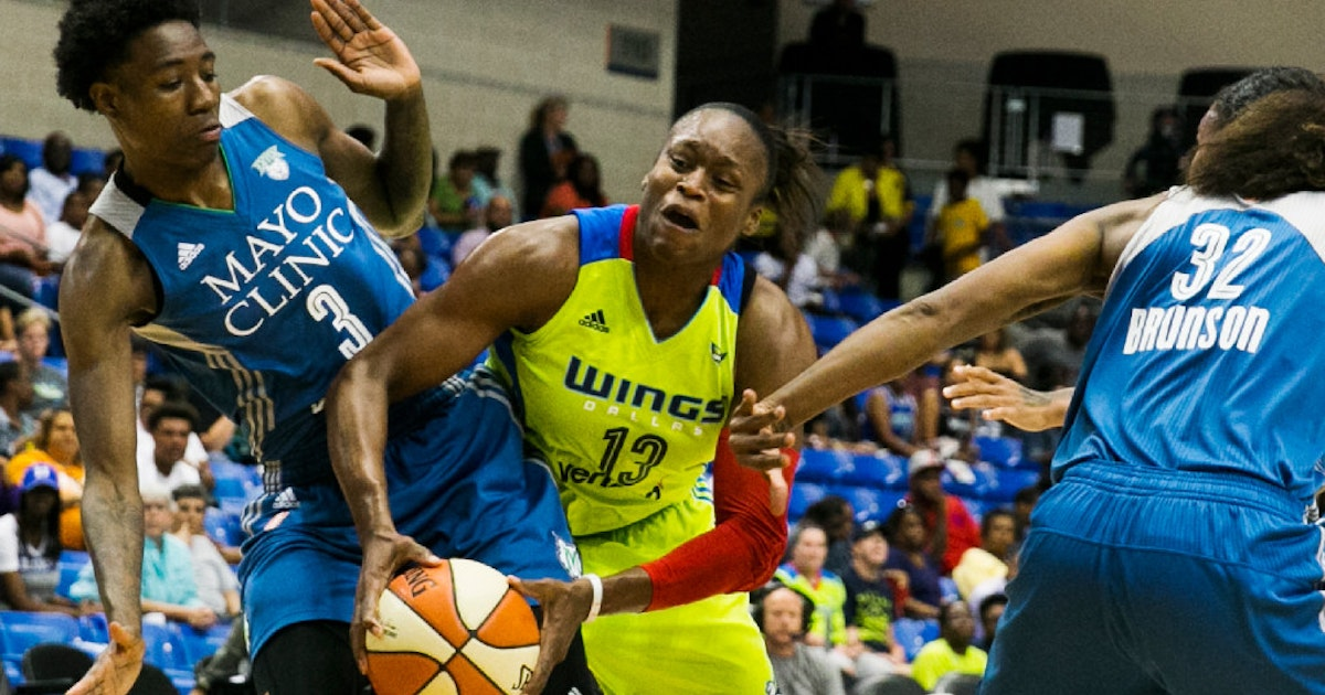 Other Sports: Dallas Wings guard Karima Christmas-Kelly to have ...