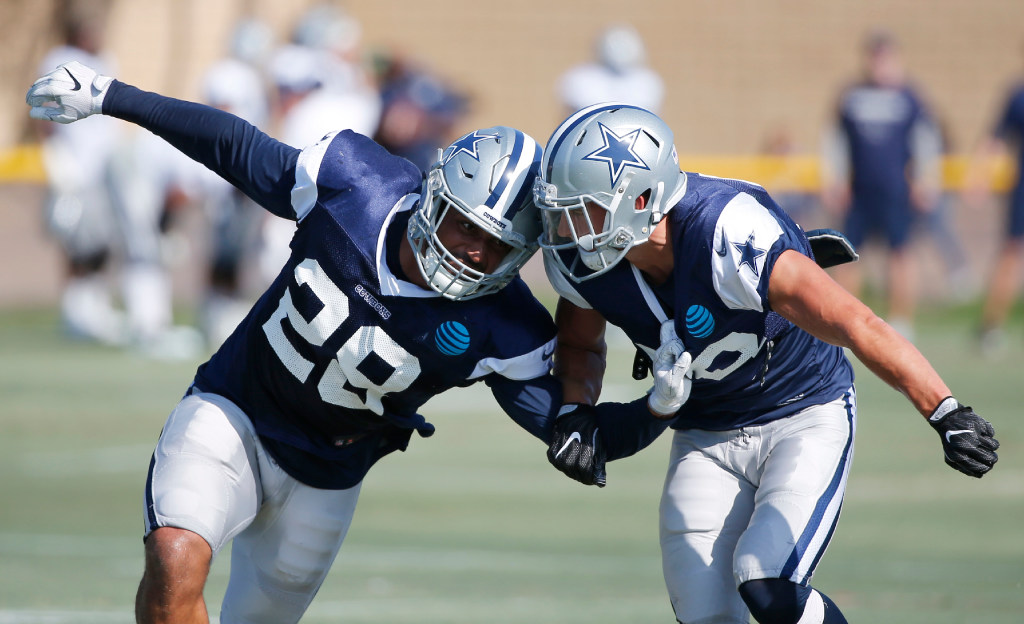 Some under-the-radar players who could play themselves into spots on the Cowboys' roster