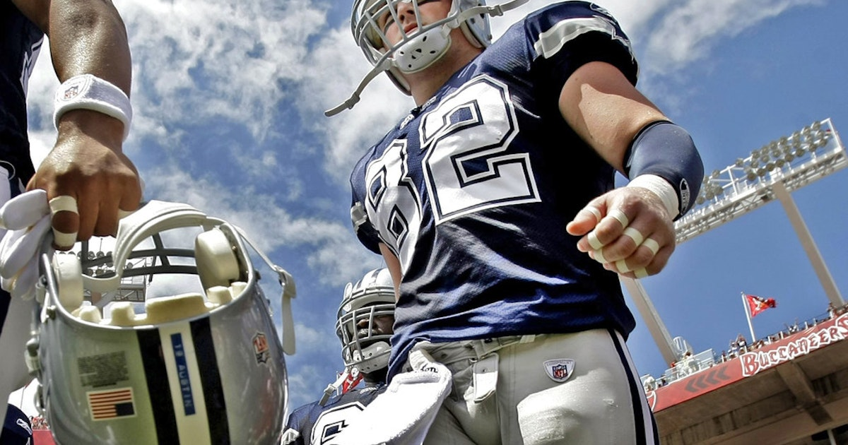 dallas cowboys is jason witten a lock for the ring of honor where