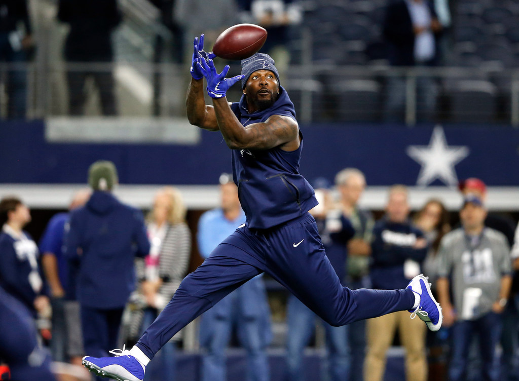 Did Dez Bryant's decline in production and lack of playoff success hurt his legacy as a Cowboy?