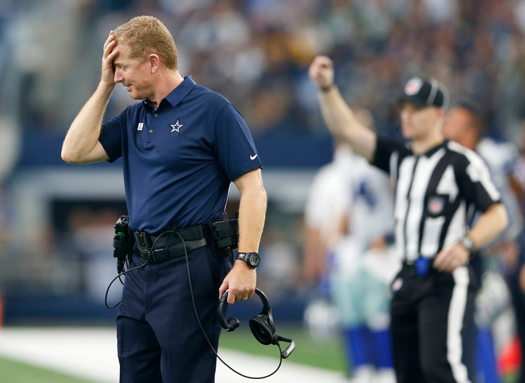 Playoffs or bust? Here's what could lead to Jason Garrett's firing in 2018...