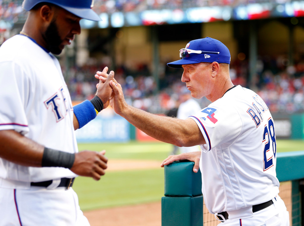 How the Rangers are making a case for Jeff Banister to be included in their long-term rebuild