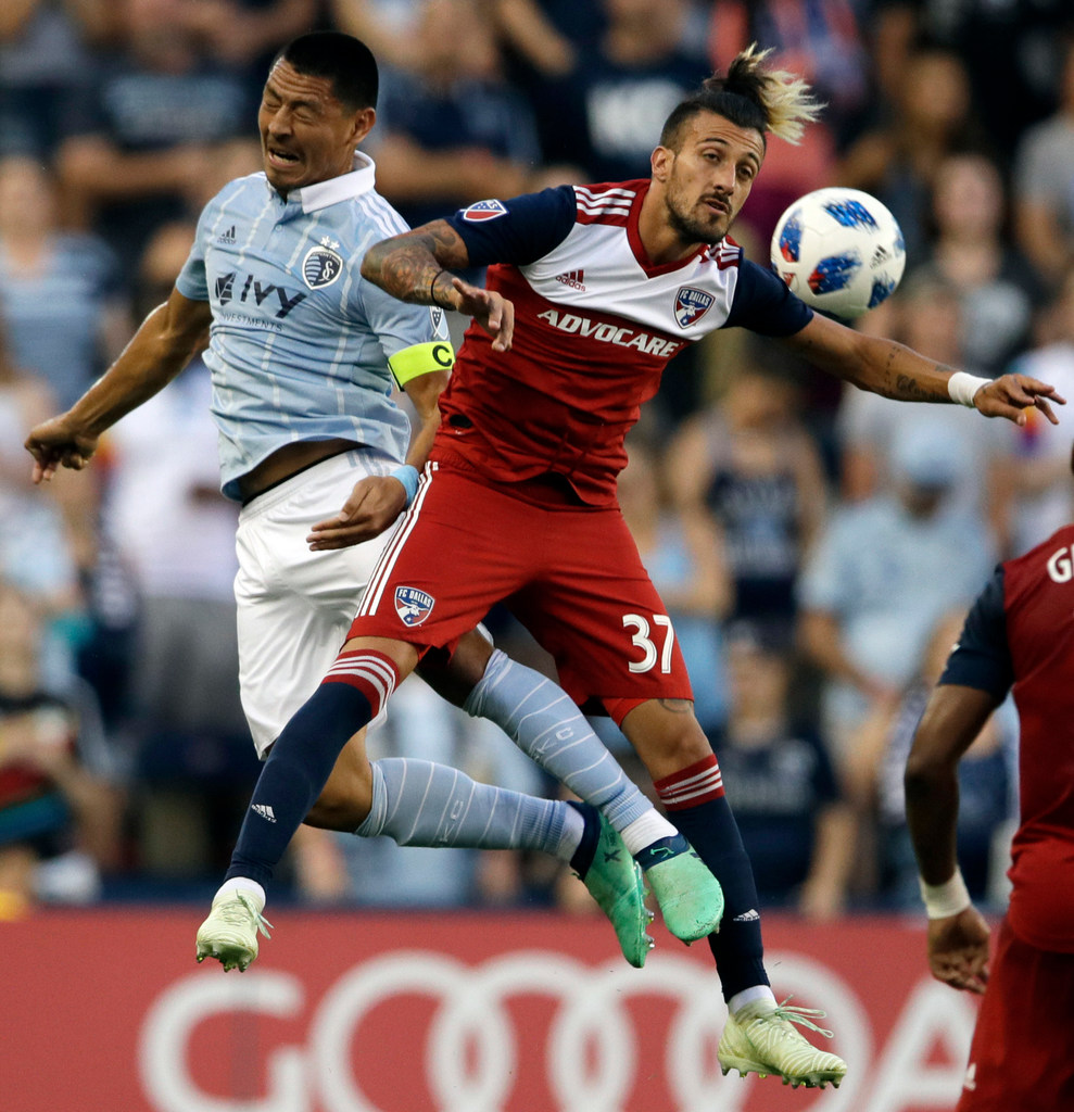 FC Dallas eliminated from US Open Cup in 3-2 loss to Sporting KC