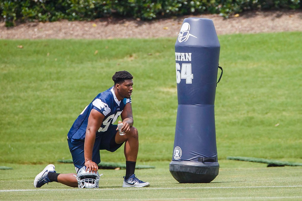 Suspended again, Cowboys' David Irving risks leaving himself shelved during his prime