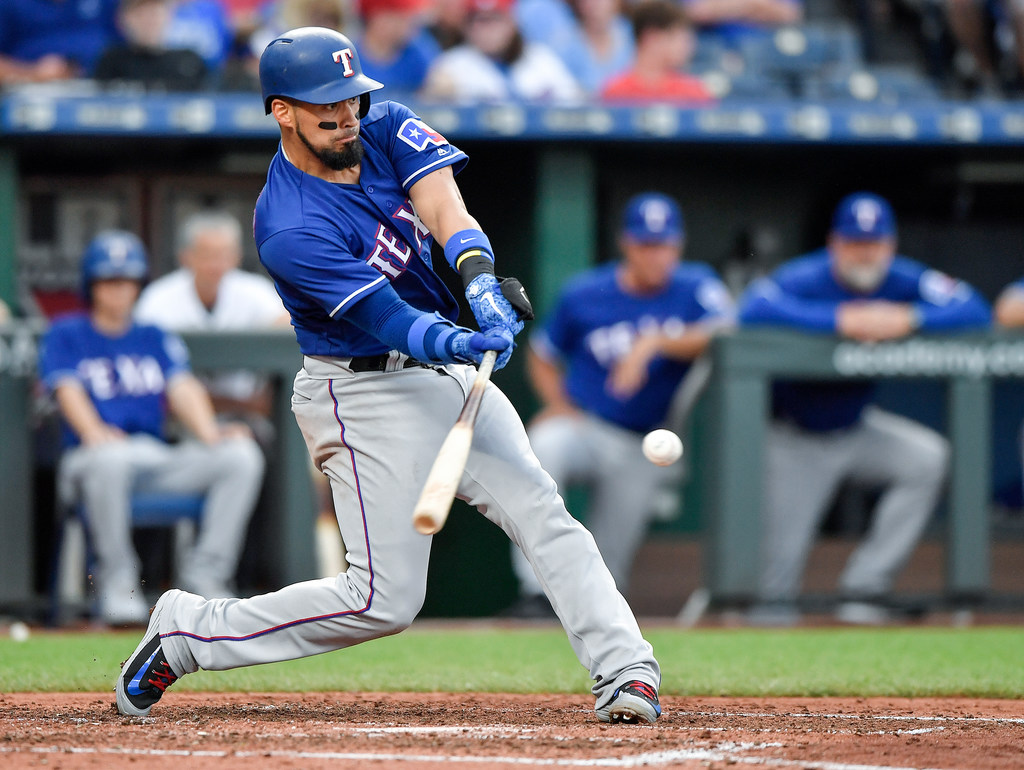 Rangers extend season-long win streak with another victory over Royals