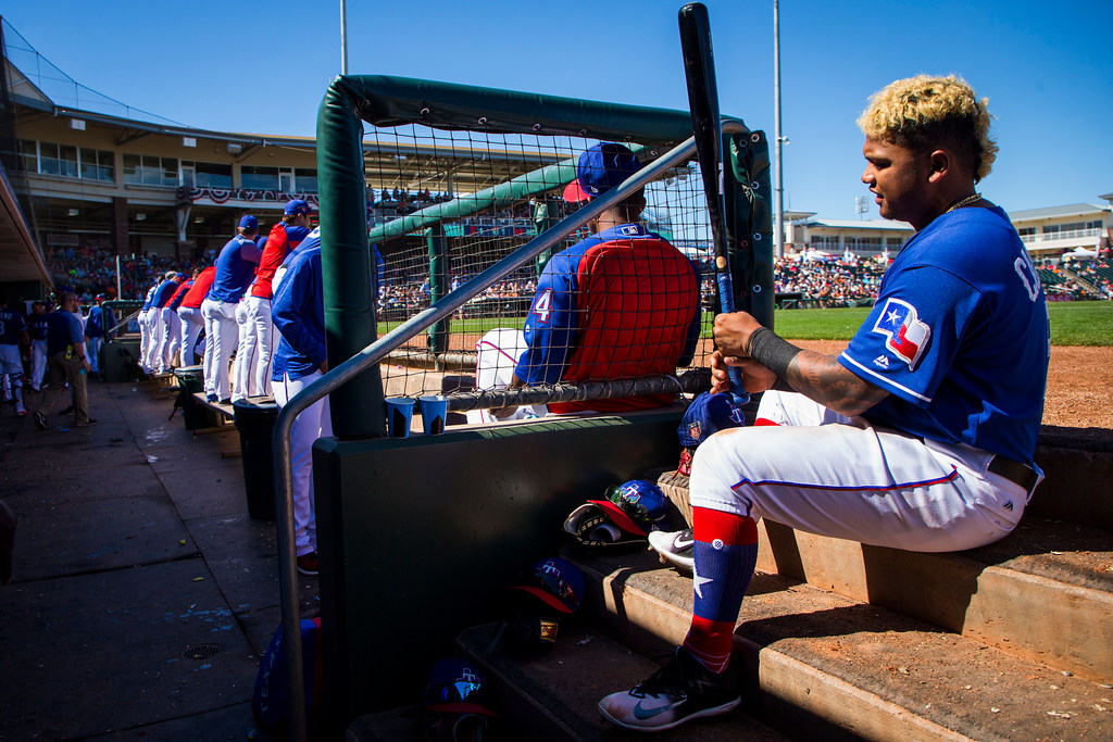 Here's when you might see Willie Calhoun back with the Rangers