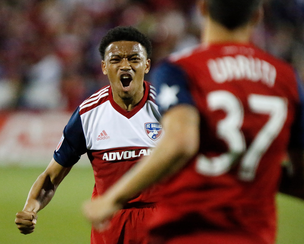 Jacori Hayes confident he won't see red at New York this time around; FC Dallas DA teams in playoff action this week
