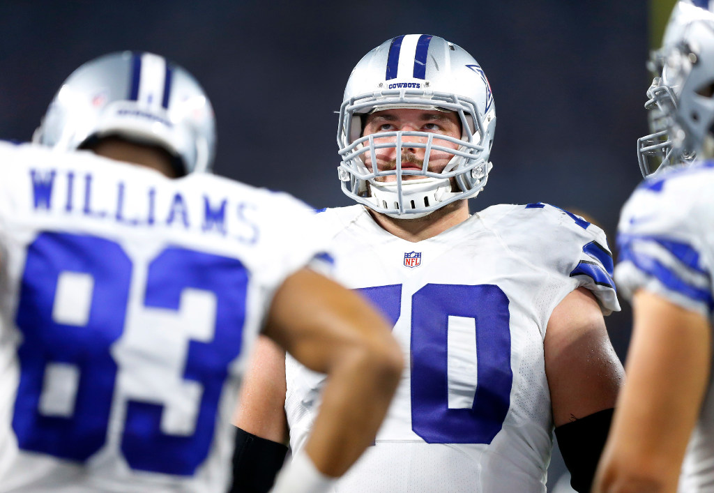 Zack Martin reflects on how Ezekiel Elliott's suspension affected the Dallas Cowboys last season