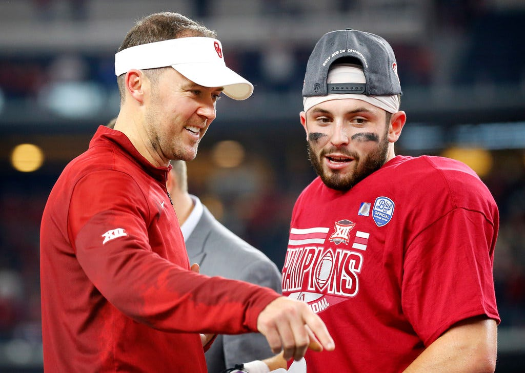 Baker Mayfield pretty much put Colin Cowherd in a body bag on national TV