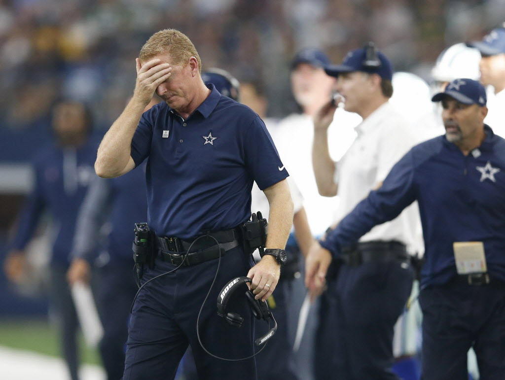 Will Cowboys have quieter 'Arrest Season' leading into this make-or-break season for Jason Garrett?