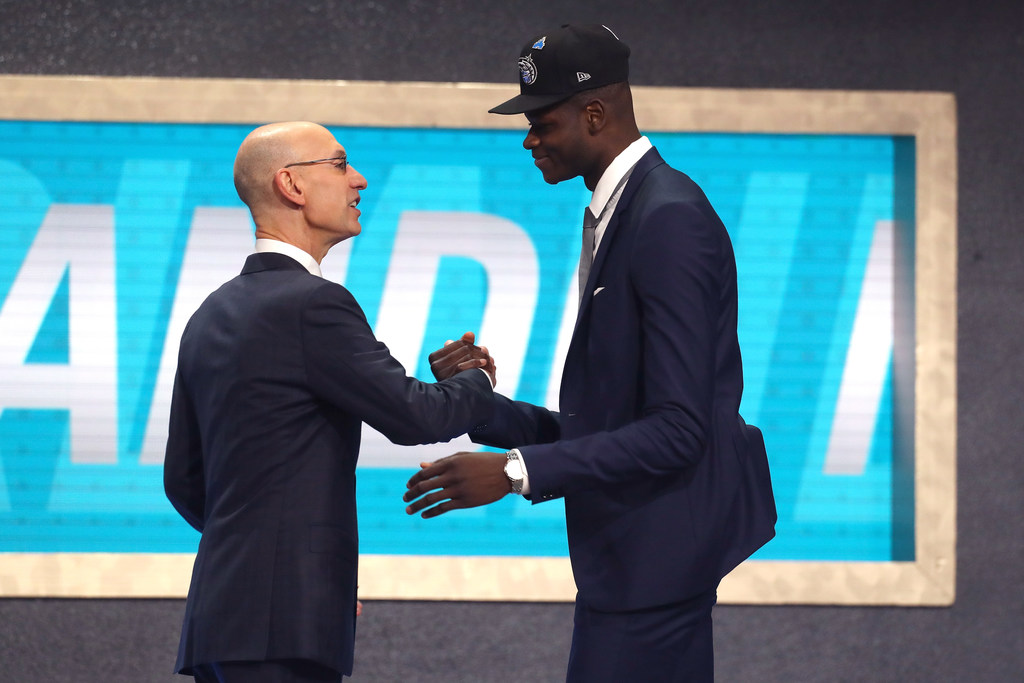 National reaction to Orlando drafting Texas C Mohamed Bamba: Magic will have to be patient