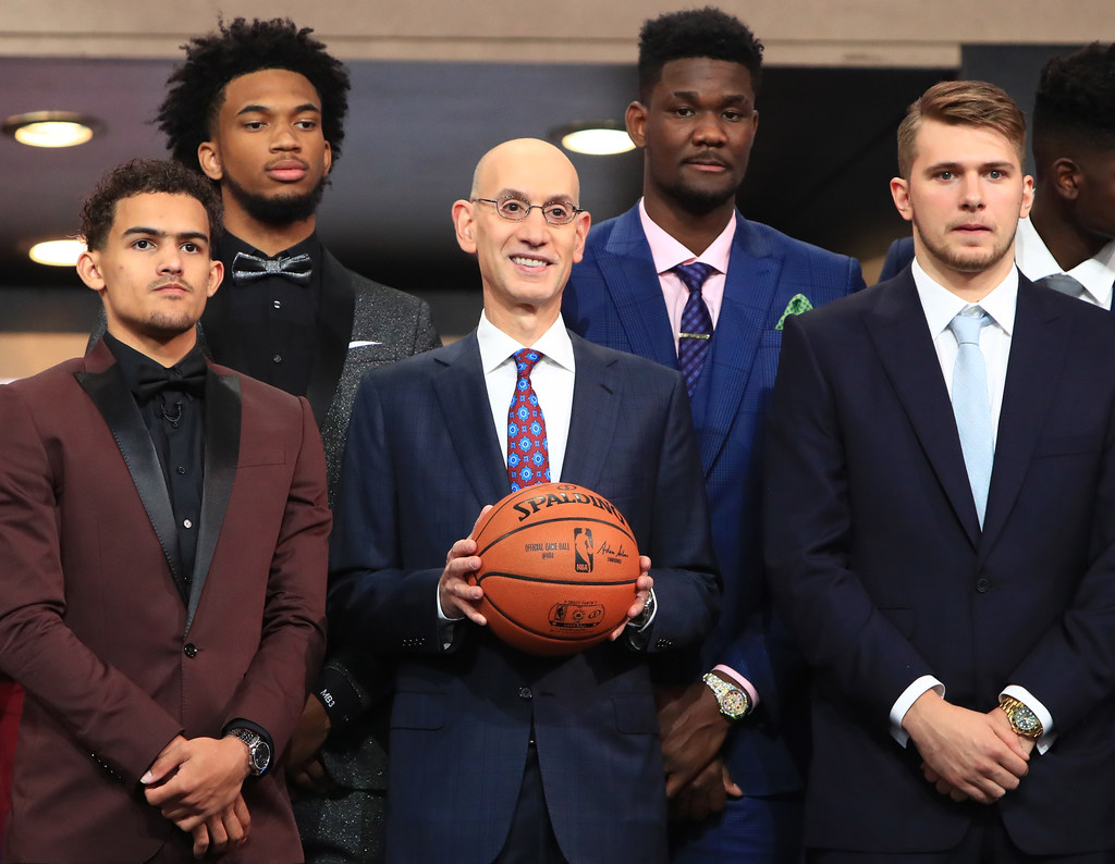 How national NBA experts graded the Luka Doncic pick