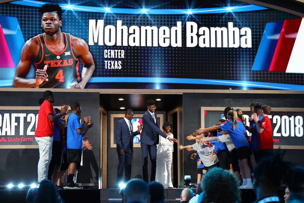 Mo Bamba is Longhorns' latest 1-and-done to get drafted early; how 5 other locals fared on draft night