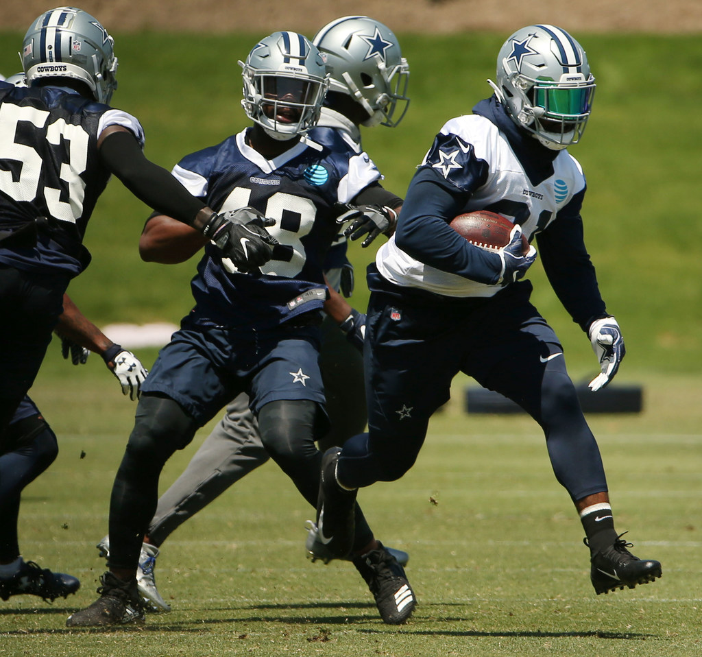 Machota: If Cowboys get 16 games from Ezekiel Elliott, here's what I think he'll give them