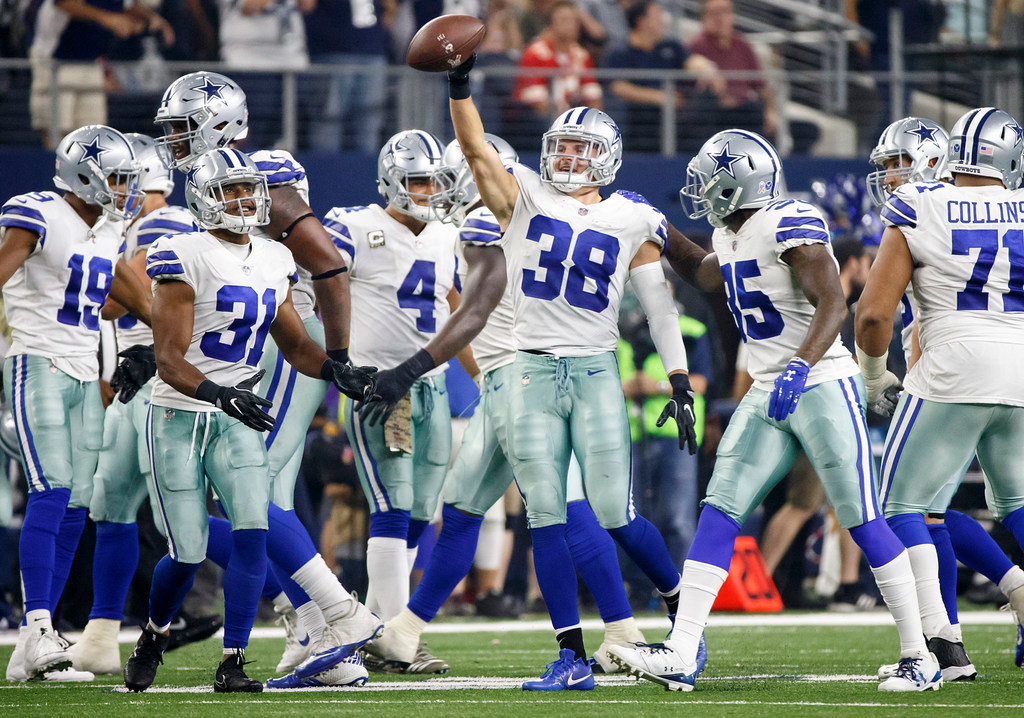 Jeff Heath wrecked Alex Smith's no-INT streak a year ago; how effective will the rangy safety be for the Cowboys in 2018?