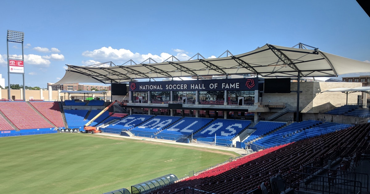 Soccer National Soccer Hall Of Fame At Toyota Stadium